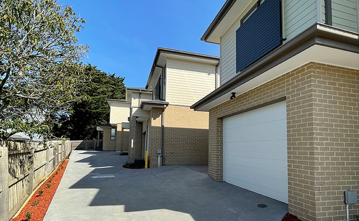 Multi unit Development Melbourne